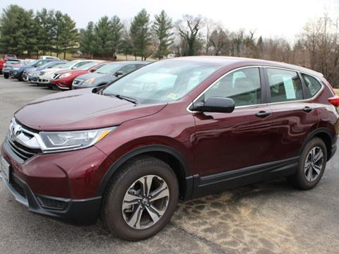 2018 Honda CR-V for sale in Roanoke, VA