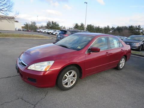 2007 Honda Accord for sale in Roanoke, VA