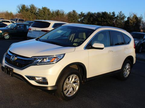 2016 Honda CR-V for sale in Roanoke, VA