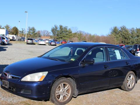 2006 Honda Accord for sale in Roanoke, VA