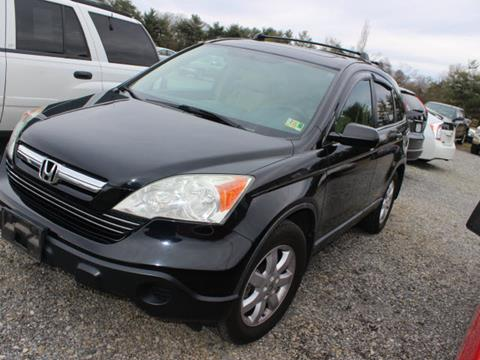 2008 Honda CR-V for sale in Roanoke, VA