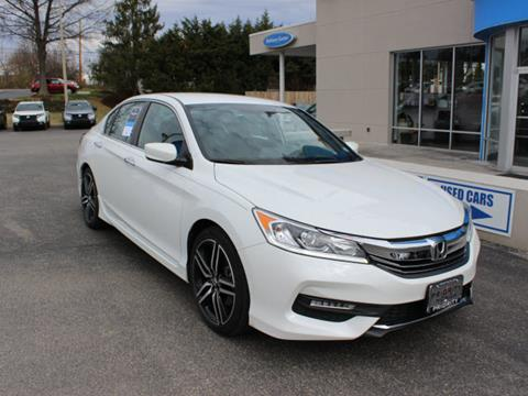 2017 Honda Accord for sale in Roanoke, VA