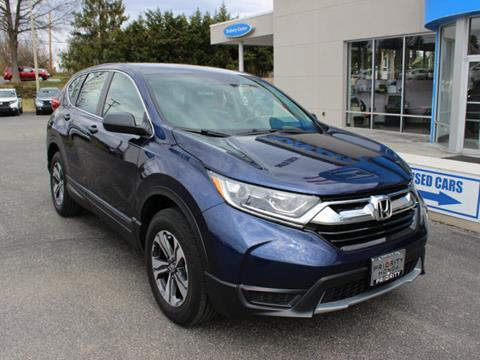 2017 Honda CR-V for sale in Roanoke, VA