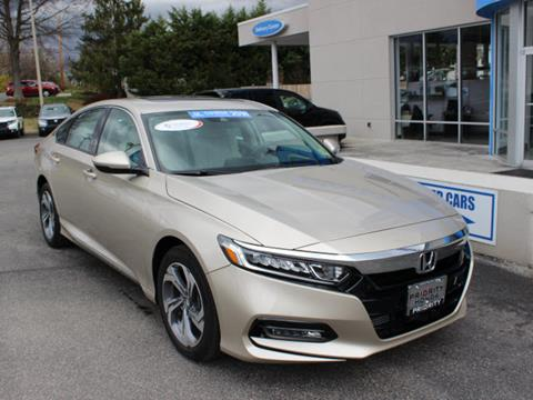2018 Honda Accord for sale in Roanoke, VA
