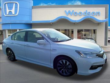 2017 Honda Accord Hybrid for sale in Roanoke, VA