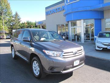 2013 Toyota Highlander for sale in Roanoke, VA