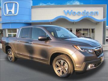 2017 Honda Ridgeline for sale in Roanoke, VA