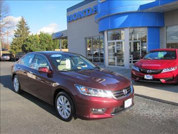 2014 Honda Accord for sale in Roanoke, VA