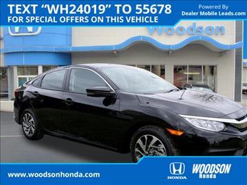 2017 Honda Civic for sale in Roanoke, VA