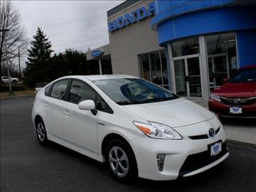 2015 Toyota Prius for sale in Roanoke, VA