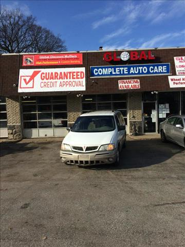 2002 Pontiac Montana for sale in Cleveland, OH