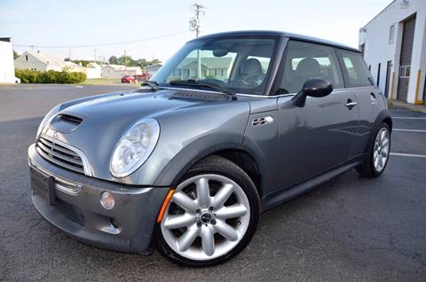 2003 MINI Cooper For Sale  Carsforsalecom