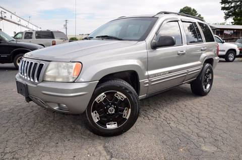 2001 Jeep Grand Cherokee for sale in Fredericksburg, VA