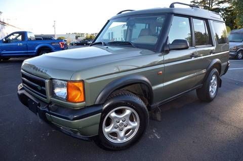 2000 Land Rover Discovery Series II for sale in Fredericksburg, VA