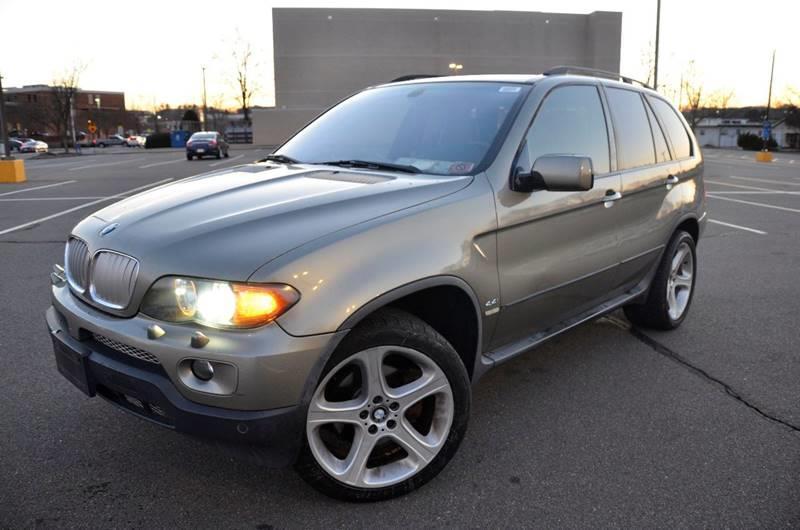 2004 BMW X5 4.4i In Fredericksburg VA - TJ Auto Sales LLC