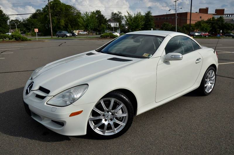 2007 Mercedes Benz SLK For Sale At TJ Auto Sales LLC In Fredericksburg VA