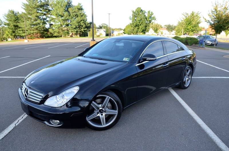 2006 Mercedes Benz CLS For Sale At TJ Auto Sales LLC In Fredericksburg VA