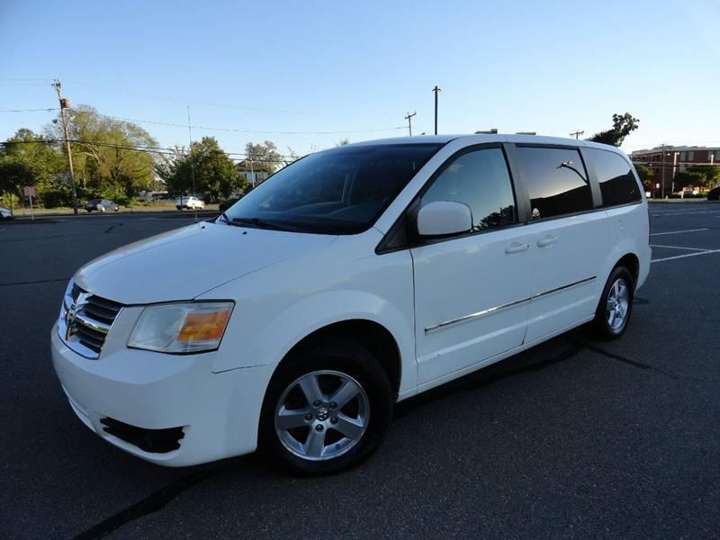 2008 Dodge Grand Caravan Sxt In Fredericksburg Va Tj Auto Sales Llc