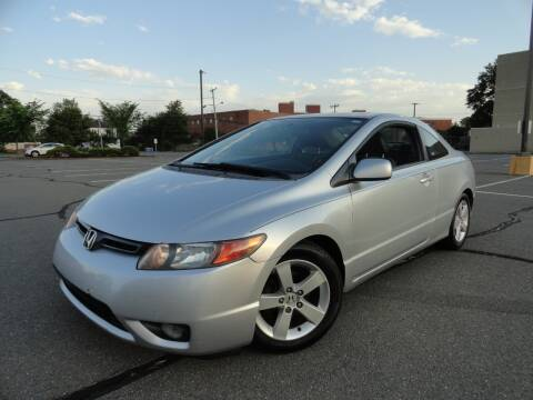 2008 Honda Civic for sale at TJ Auto Sales LLC in Fredericksburg VA