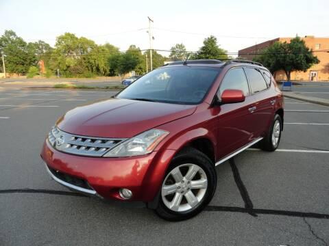 2007 Nissan Murano for sale at TJ Auto Sales LLC in Fredericksburg VA