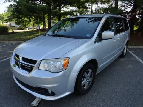 2011 Dodge Grand Caravan for sale at TJ Auto Sales LLC in Fredericksburg VA