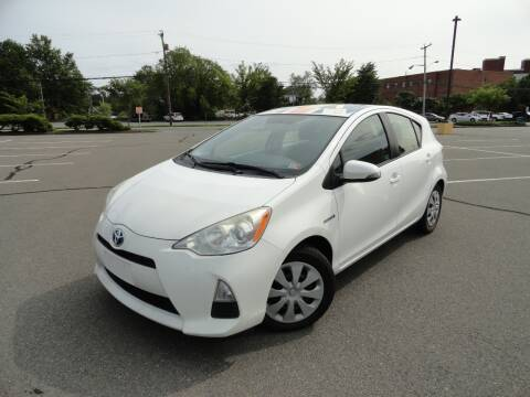 2012 Toyota Prius c for sale at TJ Auto Sales LLC in Fredericksburg VA