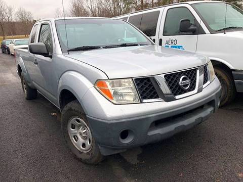2007 Nissan Frontier for sale at Direct Sales & Leasing in Youngstown OH