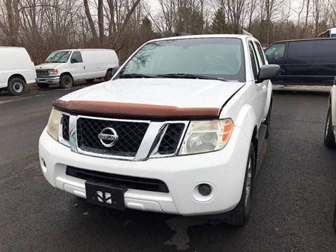 2008 Nissan Pathfinder for sale at Direct Sales & Leasing in Youngstown OH