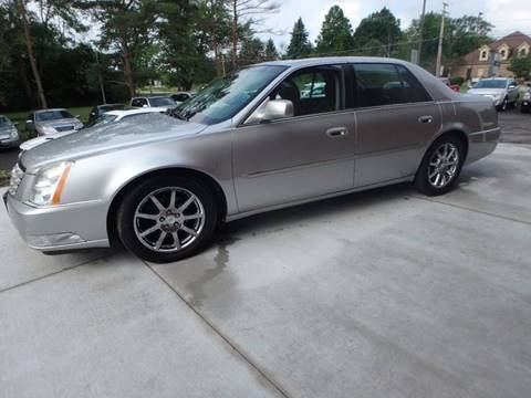2008 cadillac dts for sale in ohio. Black Bedroom Furniture Sets. Home Design Ideas