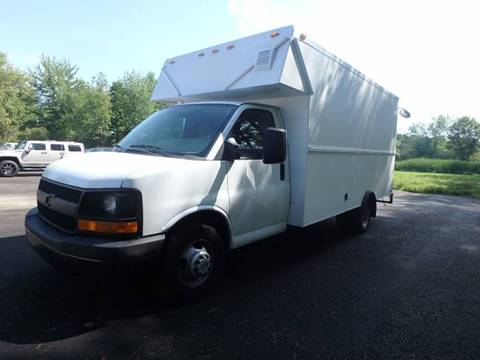 2012 Chevrolet Express Cutaway for sale in Youngstown, OH