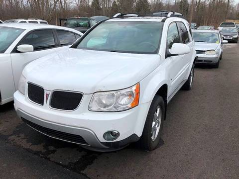 2008 Pontiac Torrent for sale in Youngstown, OH