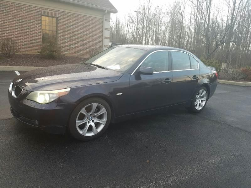 2005 Bmw 5 Series 530i 4dr Sedan In Youngstown Oh Direct
