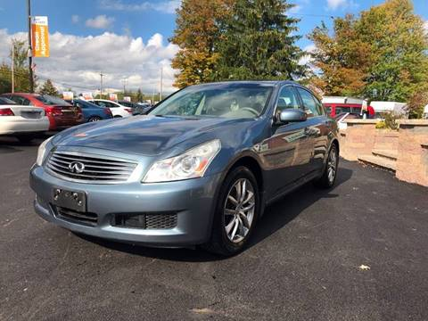 2007 Infiniti G35 for sale in Youngstown, OH