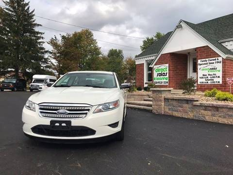 2010 Ford Taurus for sale in Youngstown, OH