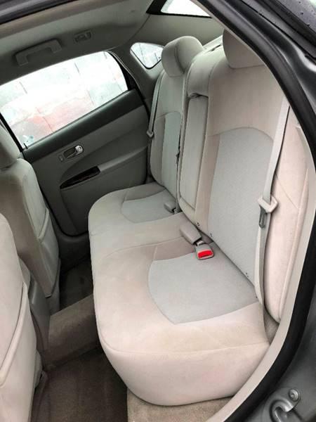 2008 Buick LaCrosse 4dr Car