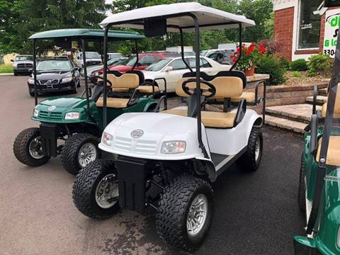 2009 RUFF AND TUFF GOLF CART for sale at Direct Sales & Leasing in Youngstown OH