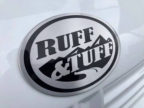 2009 RUFF AND TUFF GOLF CART