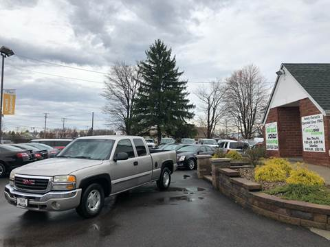 2004 GMC Sierra 1500 for sale in Youngstown, OH