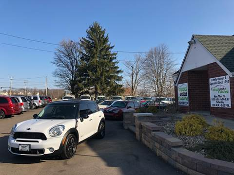 2011 MINI Cooper Countryman for sale in Youngstown, OH