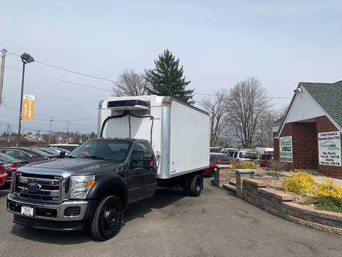 2011 Ford F-550 Super Duty for sale in Youngstown, OH