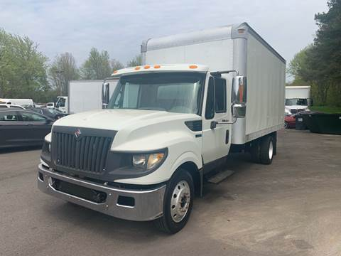 2012 International TerraStar for sale in Youngstown, OH