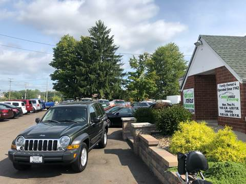 2006 Jeep Liberty for sale in Youngstown, OH