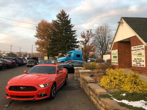 2015 Ford Mustang for sale in Youngstown, OH