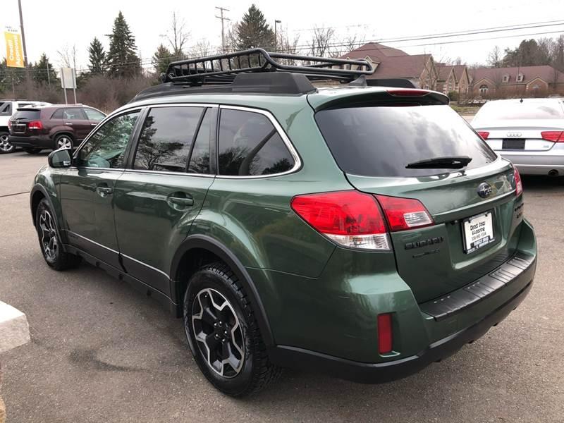 2011 Subaru Outback 3.6R Premium (image 4)