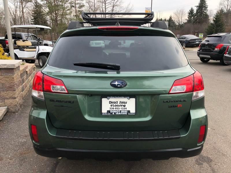 2011 Subaru Outback 3.6R Premium (image 5)