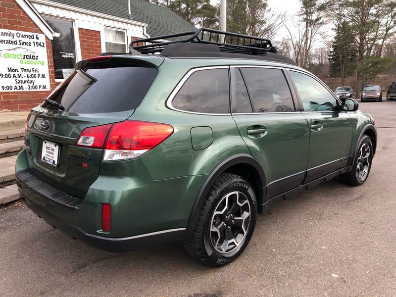 2011 Subaru Outback 3.6R Premium (image 8)