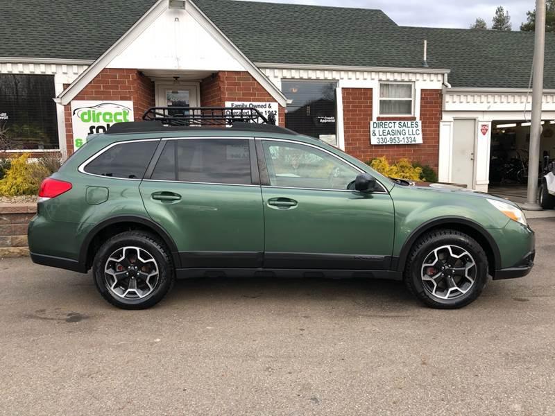 2011 Subaru Outback 3.6R Premium (image 9)