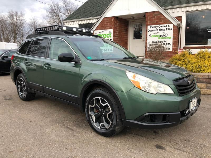 2011 Subaru Outback 3.6R Premium (image 10)