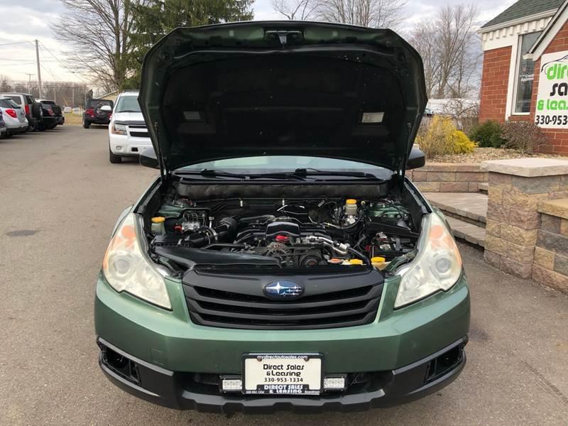 2011 Subaru Outback 3.6R Premium (image 12)
