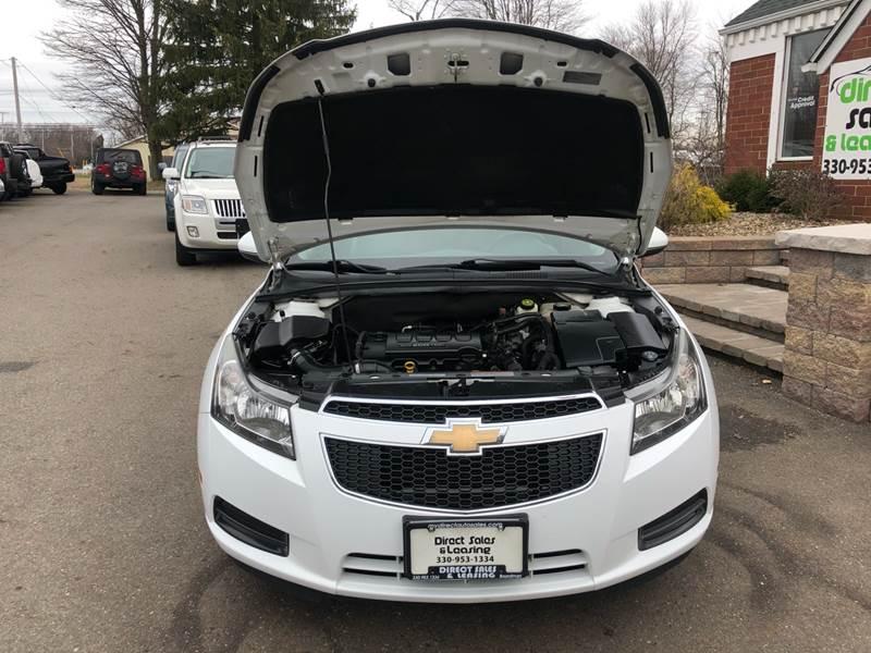 2011 Chevrolet Cruze LTZ (image 12)